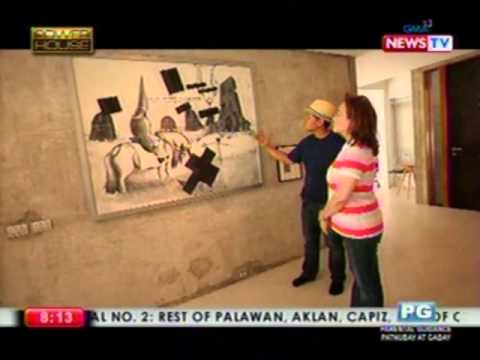 Powerhouse: Ang award-winning documentarist na si Jay Taruc, art collector din pala