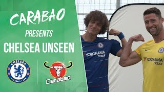 Hilarious Hazard & Green Screen Jokes! | Chelsea Unseen