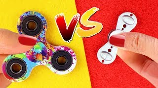 FIDGET SPINNERS VS. FIDGET SPINNERS  - Battle, Fight, Craft, Collection & Haul Review from NewChic