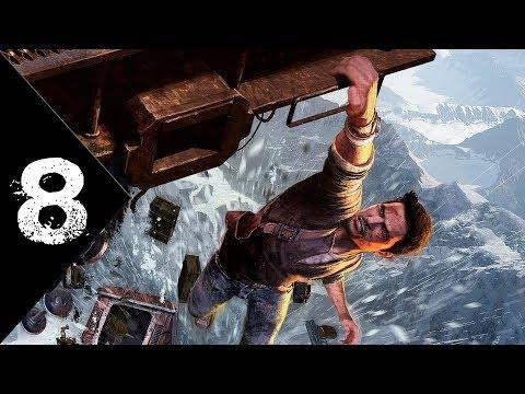 Dom2k Plays: Uncharted 2 Retro Walkthrough Part 8 - Grenade Frenzy! (PS4)