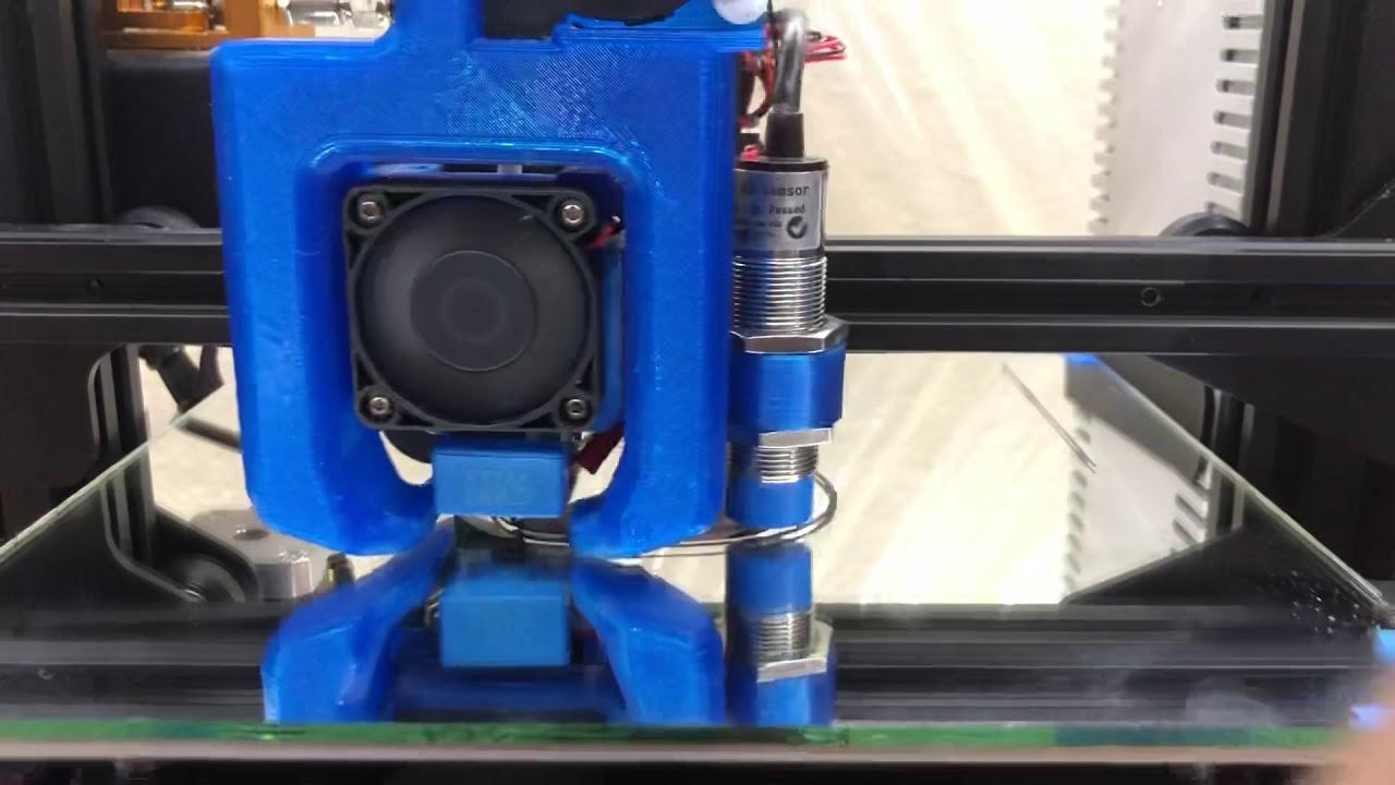 Klipper firmware on Ender 3 at 150mm/s