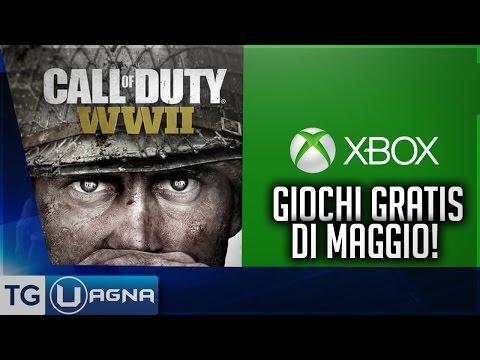 Call of Duty World War II, Giochi Gratis Xbox Live