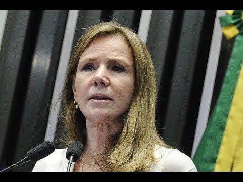 """Vanessa Grazziotin vê """"forma atabalhoada"""" no decreto de intervenção na segurança do Rio"""
