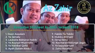 Kumpulan Sholawat Az Zahir Terbaru 2018