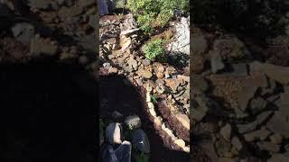 Rock Waterfall - Moell