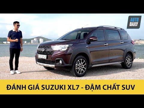 đánh giá ô tô suzuki xl7