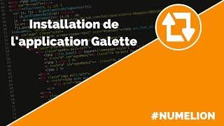 Galette permet de gérer une association, il s'agit d'une applicatio...