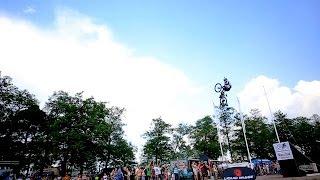 Zapętlaj StuntFreaksTeam - Antti Pendikainen Bicycle jump | Stunt Freaks Team