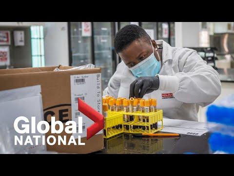 Global National: Feb. 17, 2021 | New coronavirus variants gaining ground across Canada