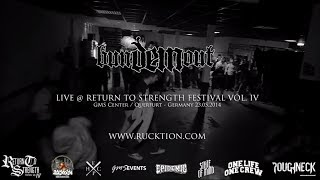 Bun Dem Out Live @ Return to Strength Festival Vol. IV (HD)