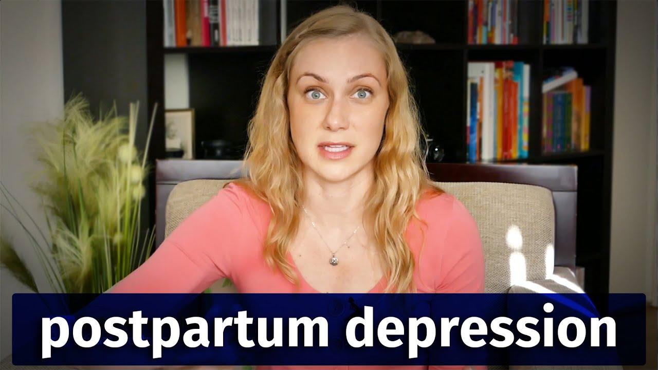 a3fa0accf48 Postpartum Depression - Mental Health Help with Kati Morton - YouTube