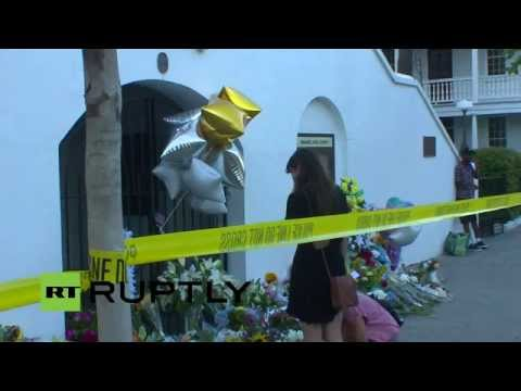 LIVE: Unity Prayer Vigil at Emanuel AME Church, Charleston