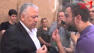 ექსკლუზივი: მინისტრის მოადგილემ ღარიბაშვილის განცხადებას ღალატი უწოდა (ვიდეო)