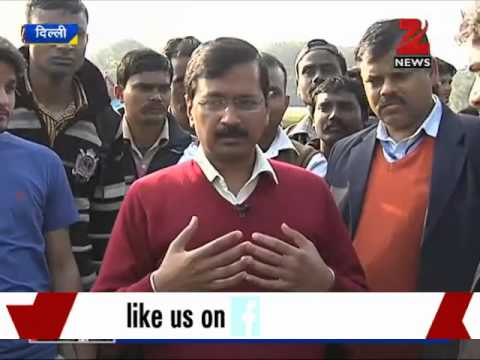 DNA: Never said I will not travel business class, says Kejriwal