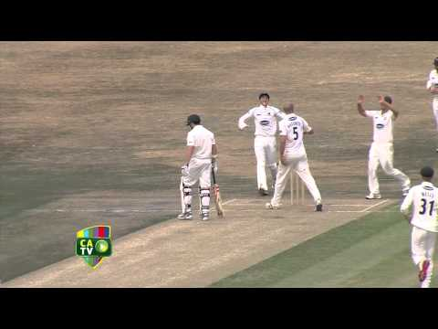 Sussex v Australia, Day One Highlights