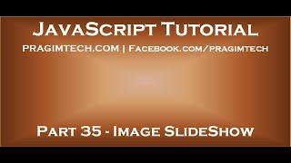 Wie zu erstellen, image slideshow using JavaScript