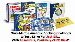 Anabolic Cooking Info Anabolic Cooking Only $5