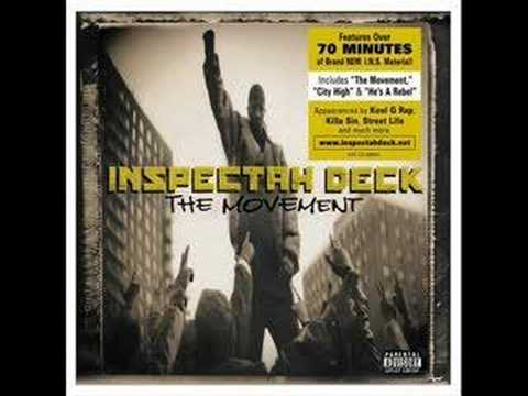Inspectah Deck - City High
