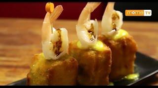 【YummyMOME】華一面館-厚蝦多士