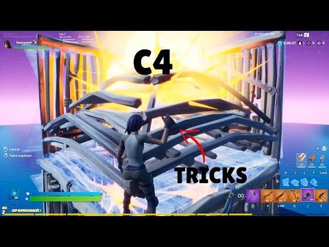 Some Useful C4 Tricks