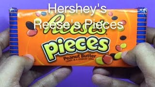 Hershey's Reese's Pieces Peanut Butter Candy