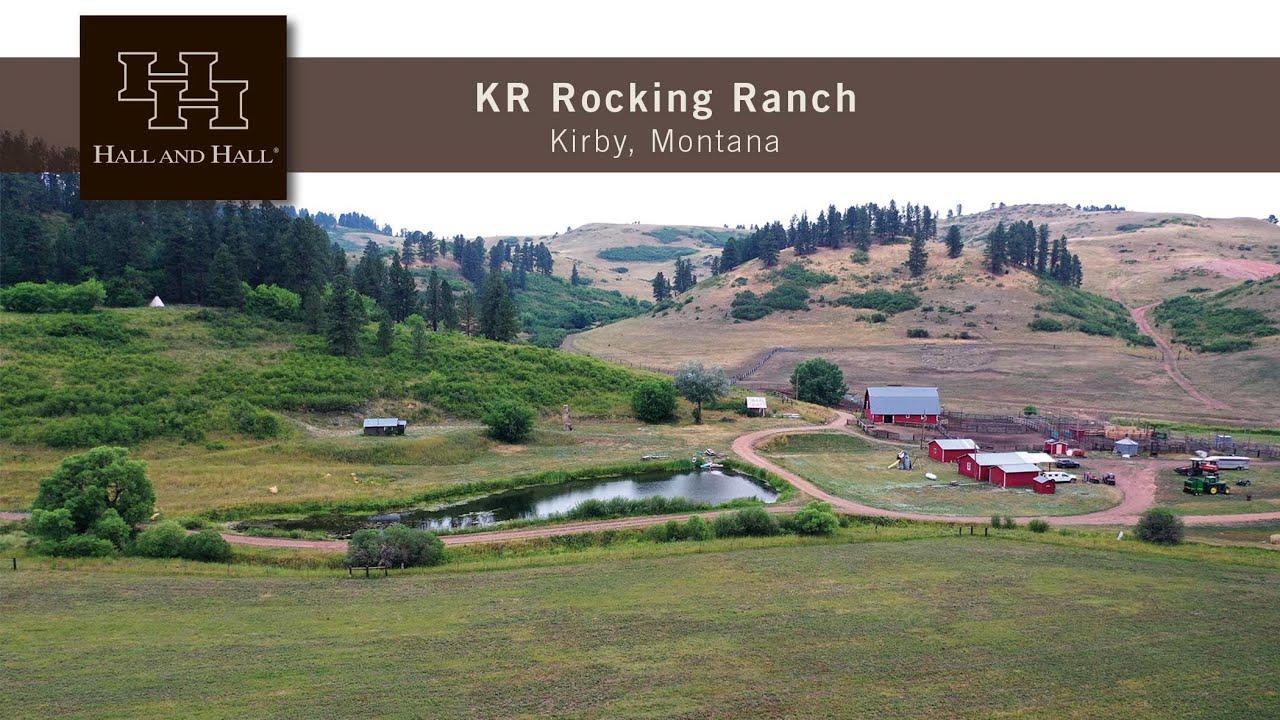 KR Rocking Ranch - Kirby, Montana