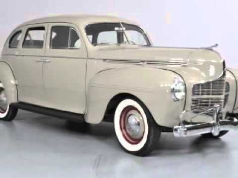 1940 dodge deluxe doovi for 1940 dodge 4 door sedan