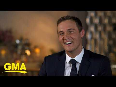 1-on-1 with the new 'Bachelor,' Peter Weber l GMA