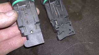 ремонт датчика ДМРВ (датчик массового расхода воздуха) Газель 405 Евро 2