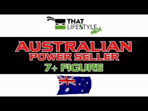 7+ Figure Australian Amazon FBA Power-Seller Interview - Amazon Australia Selling on Amazon From Aus