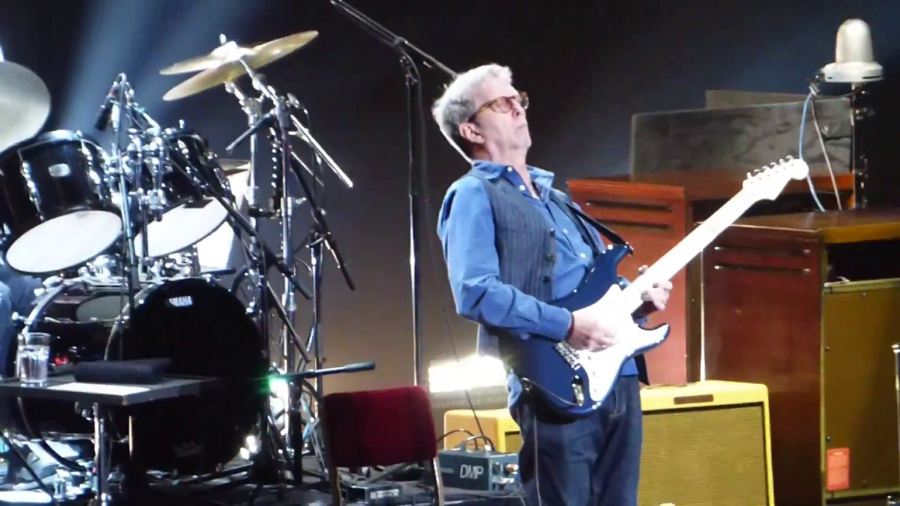 Eric Clapton Cross Road Blues Madison Square Garden Ny 2017 Youtube