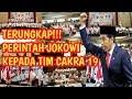 TERUNGKAP!!! ~ SEBUAH PERINTAH JOKOWI KEPADA TIM CAKRA19, SOAL KONSESI LAHAN PRABOWO