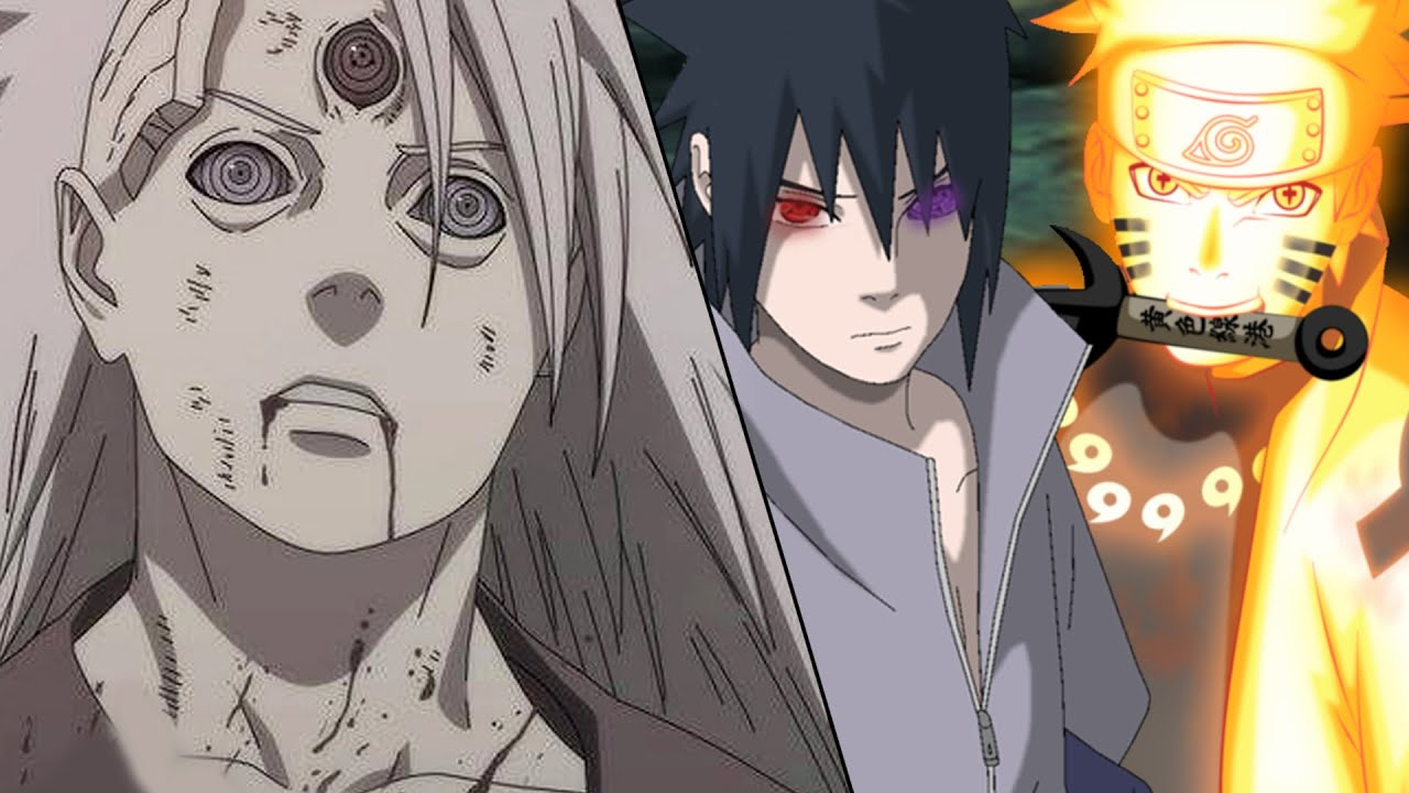 Naruto sasuke vs madara uchiha naruto 12 days of anime day 1 youtube - Naruto as sasuke ...
