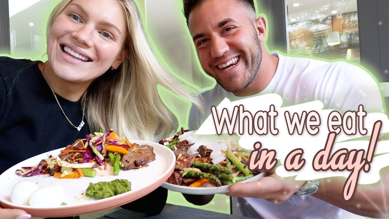 What We Eat in a Day   High Raw Vegan Family - YouTube
