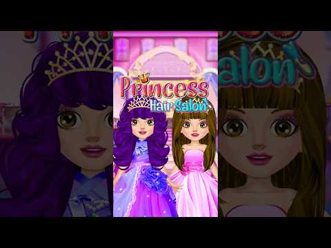 Hair Saloon Color By Number - Girls Fashion Games  For Android And IOS