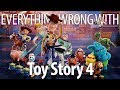 Everything Wrong With Toy Story 4 in Forky Minutes Or Less
