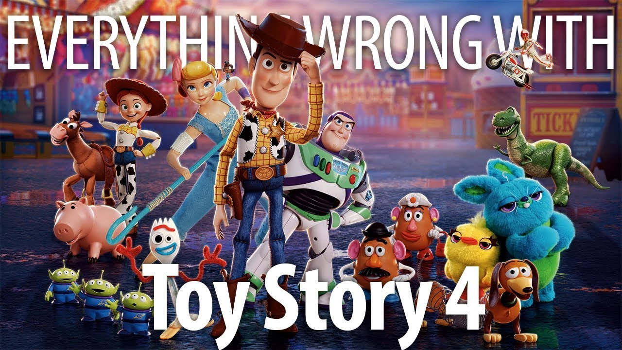 Download Everything Wrong With Toy Story 4 in Forky Minutes Or Less