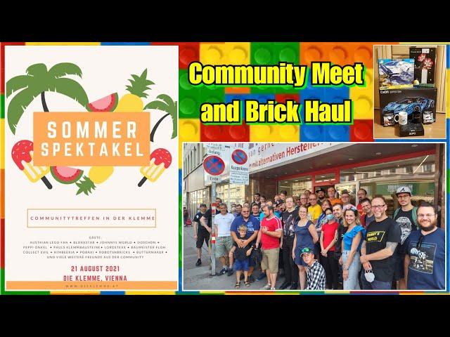 Community Meet and Brick Haul - Sommerspektakel @ Die Klemme