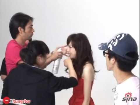 Cyndi Wang 王心凌 - Happy Loving MV - 正確發片日Album Shot 心電心