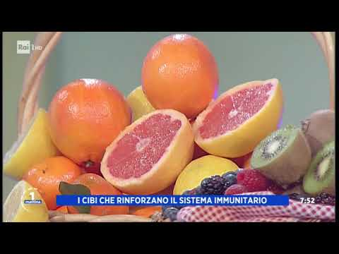 Difese immunitarie come rinforzarle - Unomattina 26/02/2020