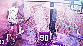 Road to 99 overall! player transformed! pure sharpsh00ter sh00ting lights out