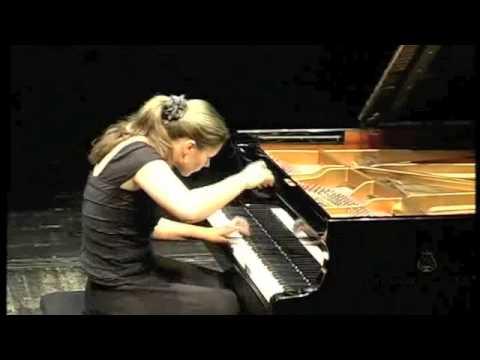 Olga Jegunova in Hamburg (4/4): R. Schumann - Fantasiestücke op. 12
