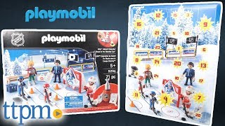 NHL Advent Calendar Road to the Stanley Cup from Playmobil