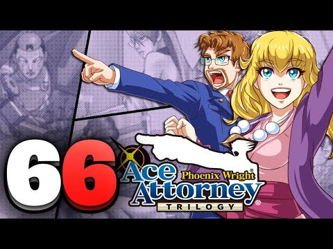 Phoenix Wright Ace Attorney Trilogy HD - Part 66 MS Old Bag Testimony (Switch)