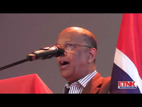Nordic Countries Patriotic G7 fundraising and Public meeting Professor Getachews speech 04 06 2016,