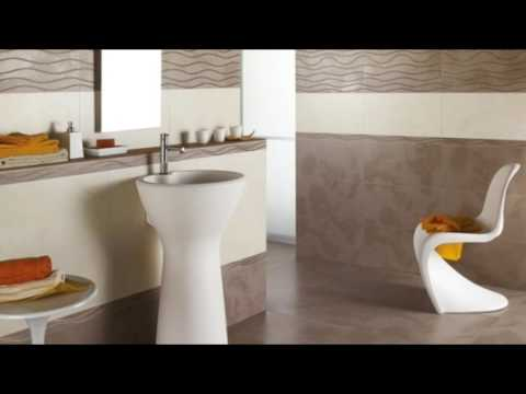 Badezimmer Design Braun Creme Mosaik Fliesen Fioranese ... Badezimmer Braun Crème