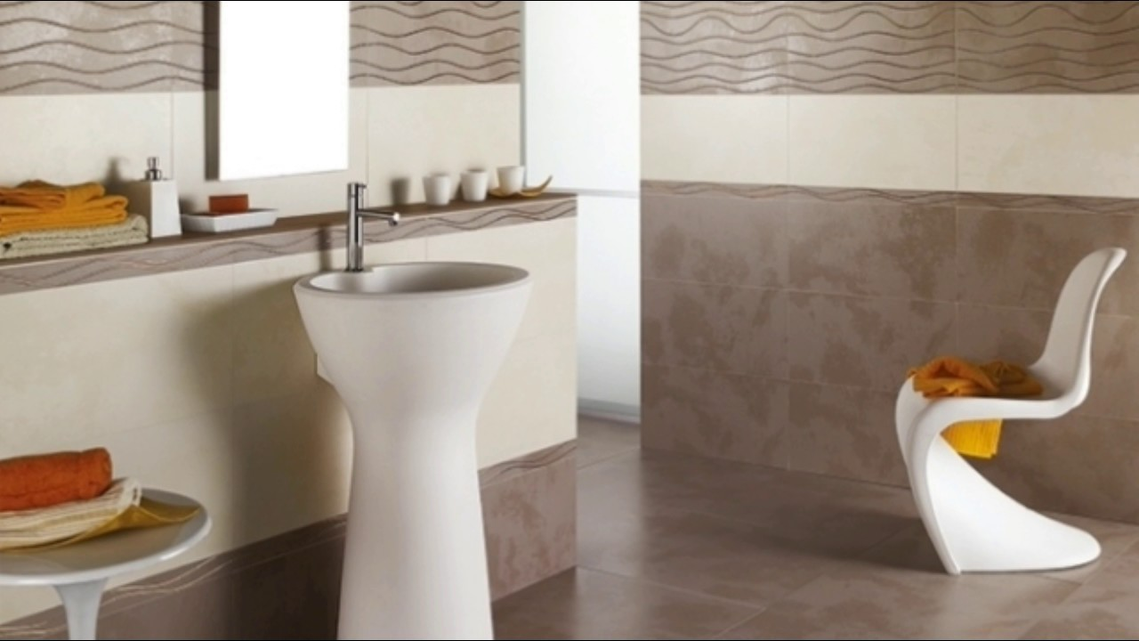 badezimmer design braun creme mosaik fliesen fioranese badezimmer braun creme youtube. Black Bedroom Furniture Sets. Home Design Ideas