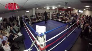 Shins of Steele 3 - Ethan Keuleers (Stoke Thai) V  Levi Blokker (Brothers Gym)