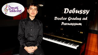 Debussy - Children's Corner L 113   I  Doctor Gradus ad Parnassum