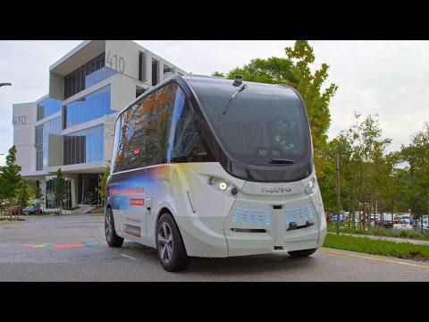How Kip is driving research & innovation! Curtin University's autonomous bus